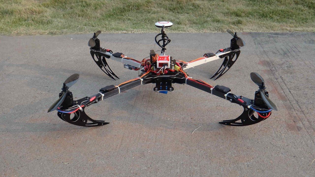Quadcopter Build Kits New OFM Jumper ...