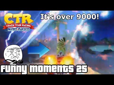 Crash Team Racing Nitro Fueled: Funny Moments #25 (Glitches, Fails, Wins)