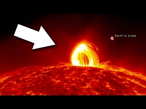 Major Discovery in Space Weather