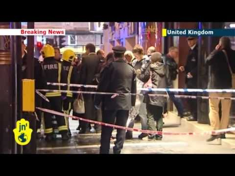 Apollo Theatre Collapse: Scores injured in London after roof caves in during play