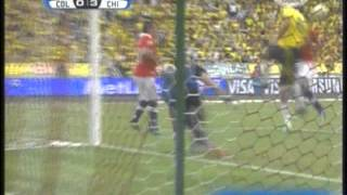 Colombia 3 Chile 3 (Relato Bambino Pons) Eliminatorias