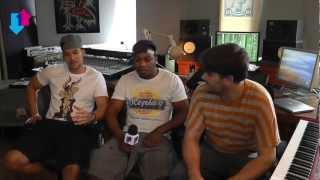 Rudimental Talk About Hitting Number 1 With Feel The Love