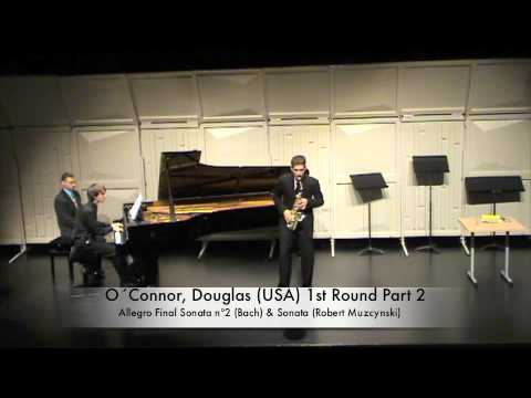 O´Connor, Douglas USA 1st Round Part 2