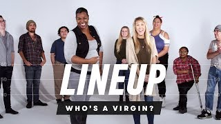 People Guess Who's a Virgin from a Group of Strangers | Lineup | Cut