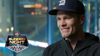 Tom Brady on being labeled the GOAT, Aaron Rodgers I NFL I NBC Sports