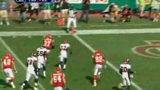 Larry Johnson Touchdown - Week 4