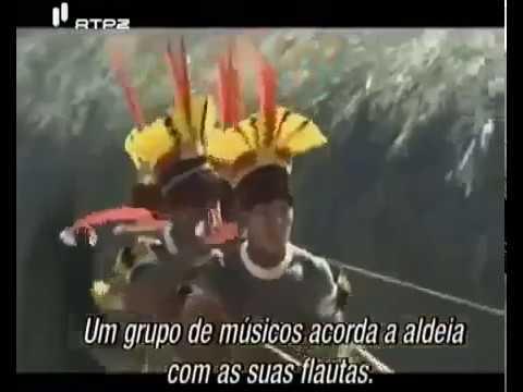 Cuộc sống nguyên thủy của thổ dân rừng Amazon Life aboriginal primitive Amazon online video cutter
