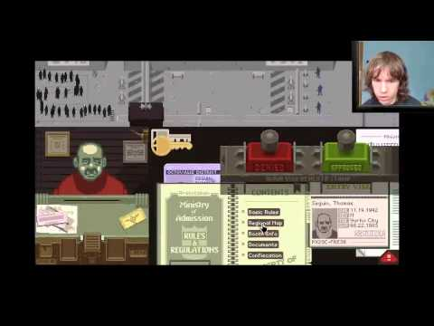 EPIC Papers Please finish - cool ending - 1 / 3