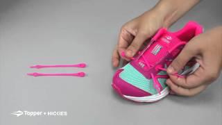 Hickies, técnica de sujeción ajustada