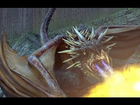 Top 10 Dragons from Movies and TV