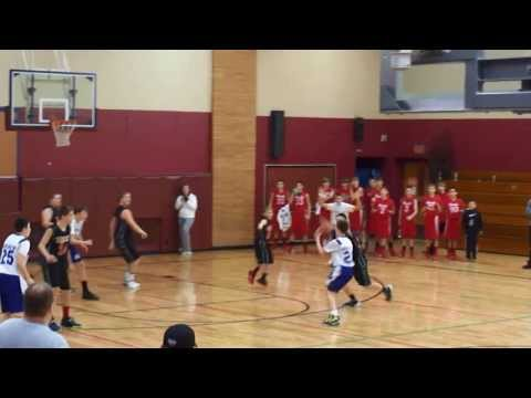 Game Winner Buzzer Beater Full Court Shot