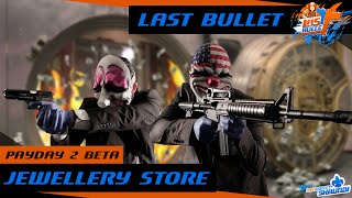 PAYDAY 2 beta - Jewellery Heist Speed Run (19 Seconds on Normal Difficulty)