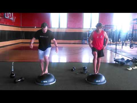 Lesson from BOSU BALL inventor David Weck