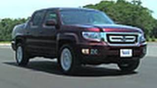 Motorweek Video of the 2006 Honda Ridgeline videos