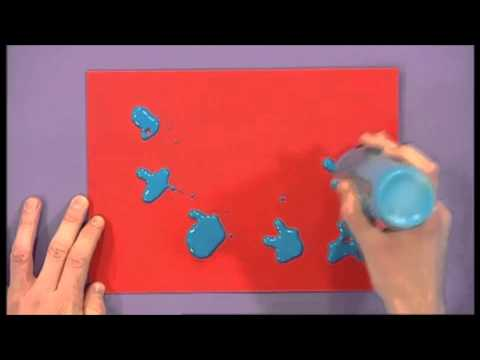 Mister Maker | Splat Monster Make