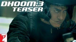DHOOM:3 TEASER (English Subtitles) Aamir Khan Abhishek