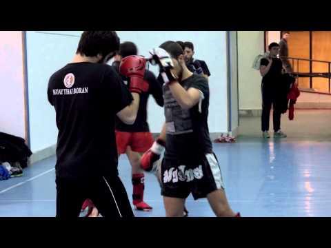 ASD Kodokan Sport Napoli - Muay Thai