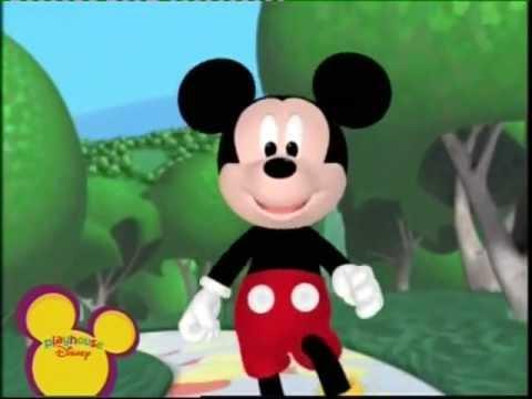 La mickey danse la maison de mickey la f te halloween - Maison de mickey halloween ...