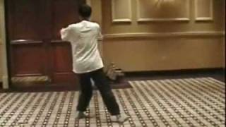 Tai Chi Chuan 37 Forms-Back View