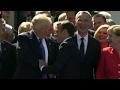 Was President Trump too harsh on NATO allies?