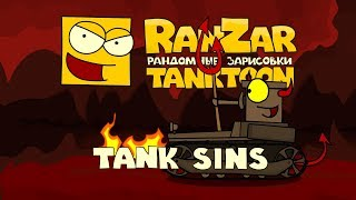 Tanktoon - Hříchy tanků