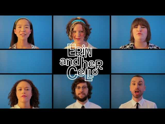 "Erin and her Cello - ""Sober"" Music Video"