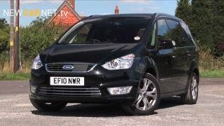 Ford Galaxy : Car Review
