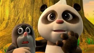 Krtko a Panda 7 - Deň objímania v lese