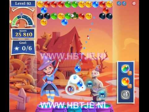 Bubble Witch Saga 2 level 92