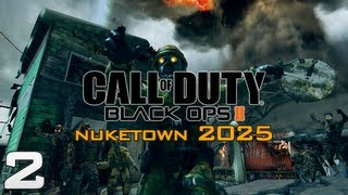 NUKETOWN 2025 ZOMBIES With SeaNanners, Jericho, Matt