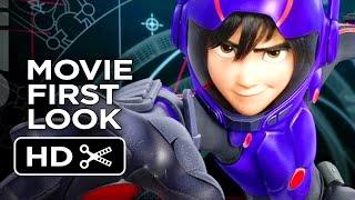 Big Hero 6 New Character Images (2014) Disney Animated