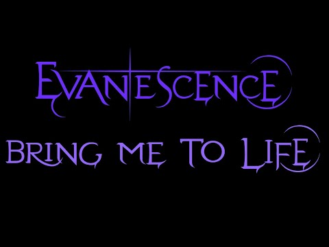 Evanescence-Bring Me To Life Lyrics (Demo 2), Lyrics to the song Bring Me To Life by the american rock band, Evanescence. From the Pre-Fallen Era demos. ***I DO NOT OWN ANYTHING***