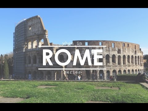 When in Rome | Behind The Score
