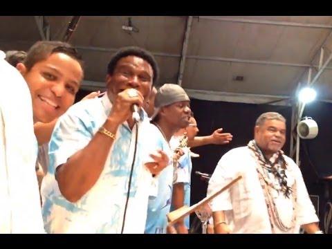 Beija-Flor 2014 - Gravação do Coro p/ CD Oficial do Samba Enredo