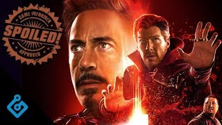 A Spoiler-Filled Avengers: Infinity War Discussion