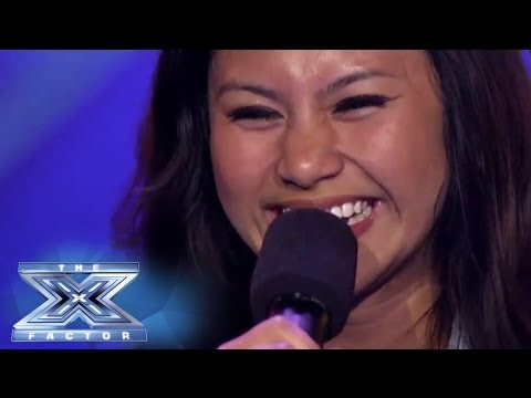 Meet The Final 12: Ellona Santiago - THE X FACTOR USA 2013