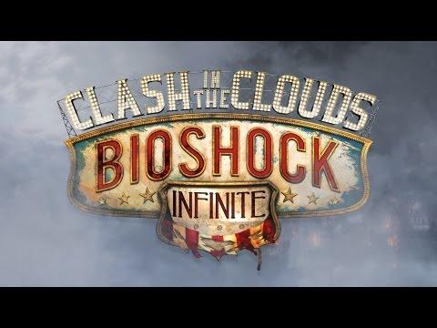 Анонсированы дополнения Clash in the Clouds и Burial at Sea для BioShock Infinite