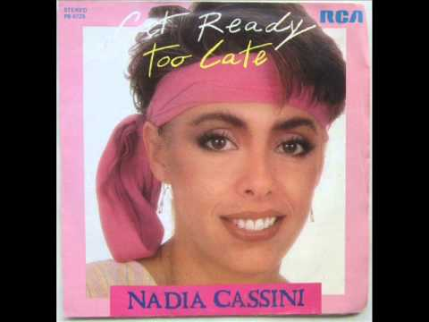 NADIA CASSINI       TOO LATE       1983