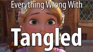 Everything Wrong With Tangled In 14 Minutes Or Less