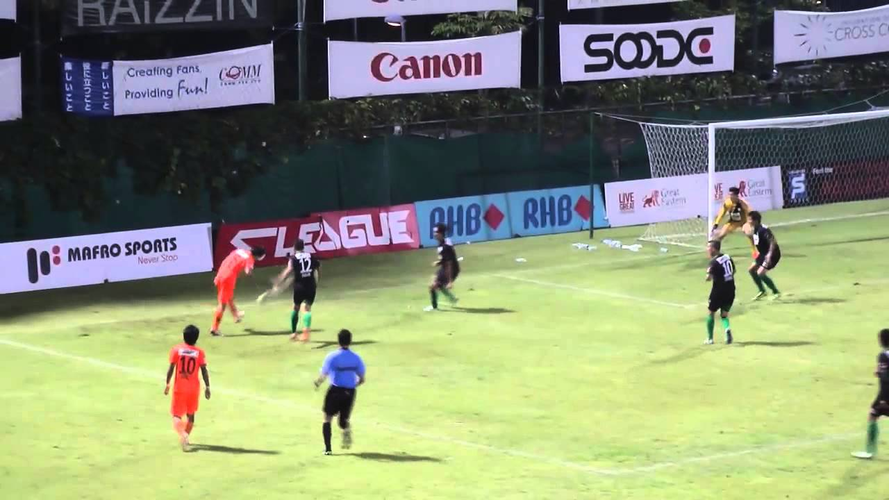 Albirex Niigata FC 4-2 Geylang United FC