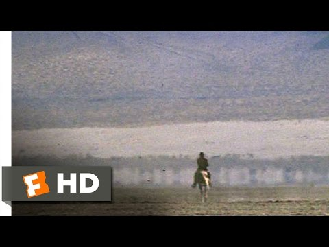High Plains Drifter (8/8) Movie CLIP - The Stranger Rides Away (1973) HD
