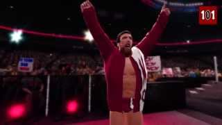 Game | WWE 2K14 Daniel Bryan s YES! Entrance | WWE 2K14 Daniel Bryan s YES! Entrance