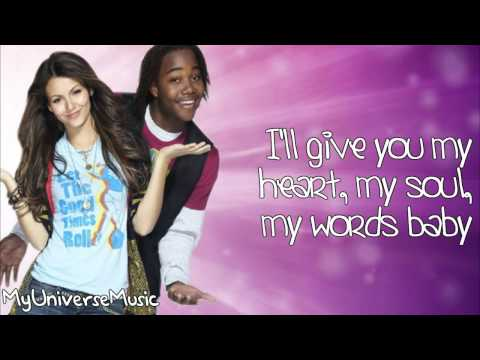 Victoria Justice ft. Leon Thomas III. - Song 2 you