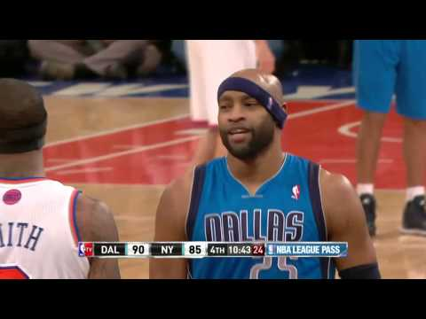Dallas Mavericks vs New York Knicks | February 24, 2014 | NBA 2013-14 Season
