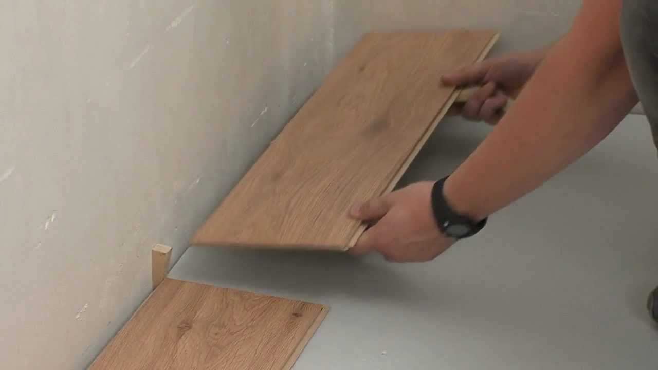 Parquet And Laminate Flooring Installation Instructions