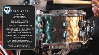 Black Panther Persuader Snare Full Specifications thumbnail