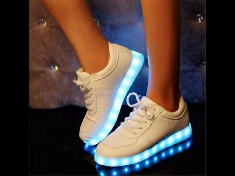 Nhảy Shuffle Dance với giày Led hay nhất ll Nhảy hiện đại với giày phát sáng
