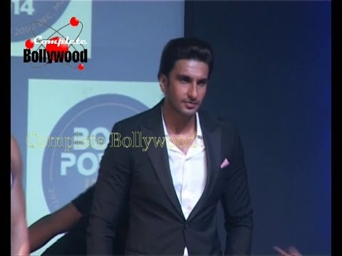 Ranveer Singh & his Trainer Louis Jay Overton show their moves at 'Body Power 2014' Part 1