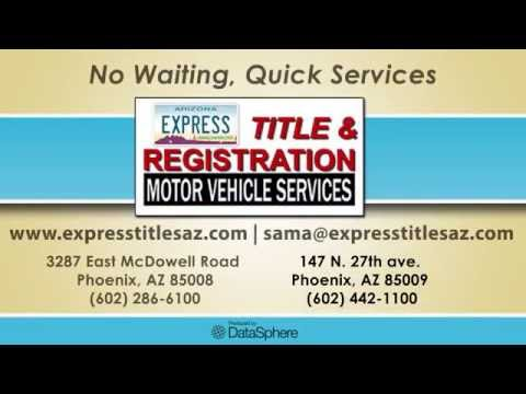 Service motor vehicle for Motor vehicle services phoenix