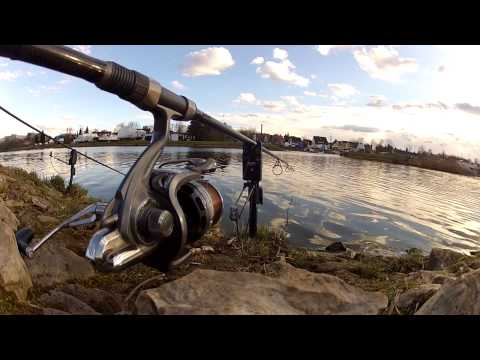 Kaprie zábery, Freestyle fishing